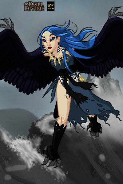 Elfquest Dolling Thread 2 - Page 19 Ravenw16