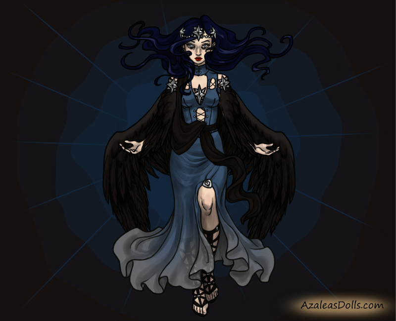 10 - Elfquest Dolling Thread 2 - Page 21 Ravenw28