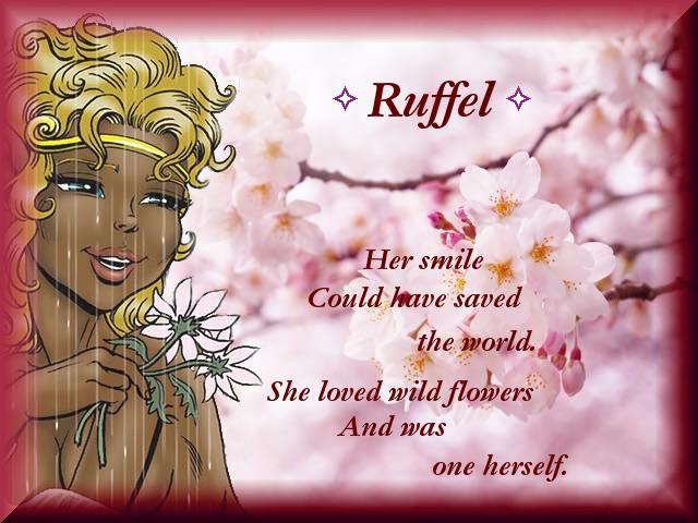 """~ Poetry - """"Worlds change when eyes meet"""" ~ Ruffel12"""