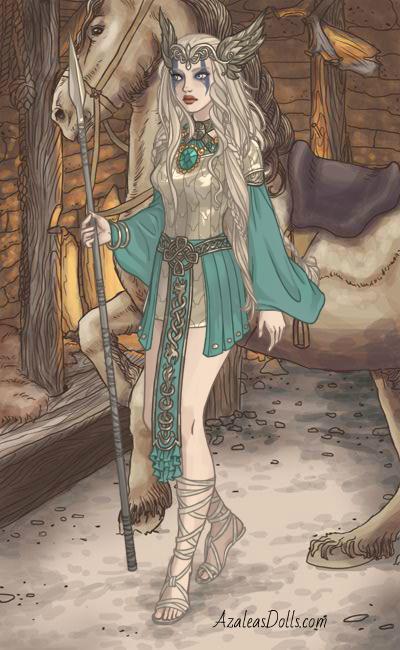 2 - Elfquest Dolling Thread 2 - Page 18 Viking26