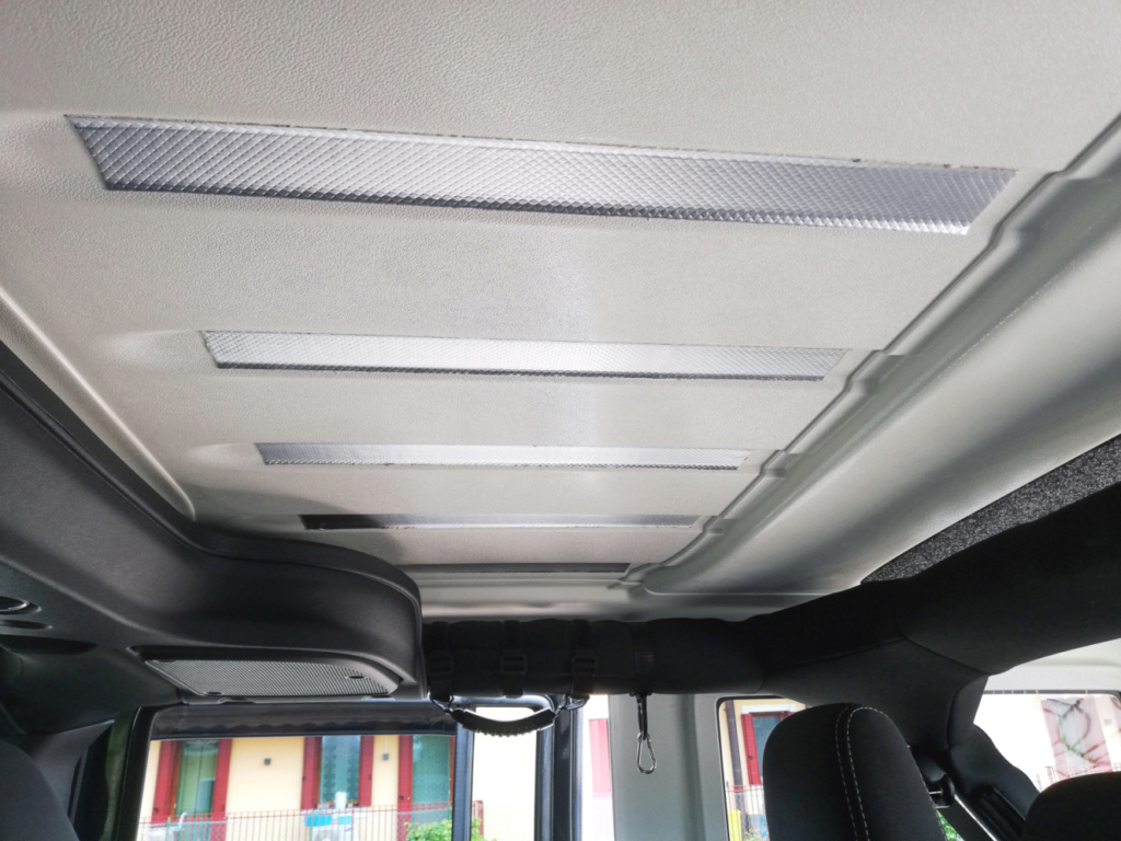 isolamento hardtop jk unlimited (BEDRUG) 30042020