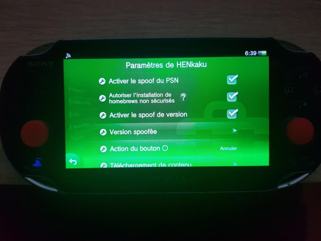 Probleme PS Vita 3.60 / 3.65 2019-027