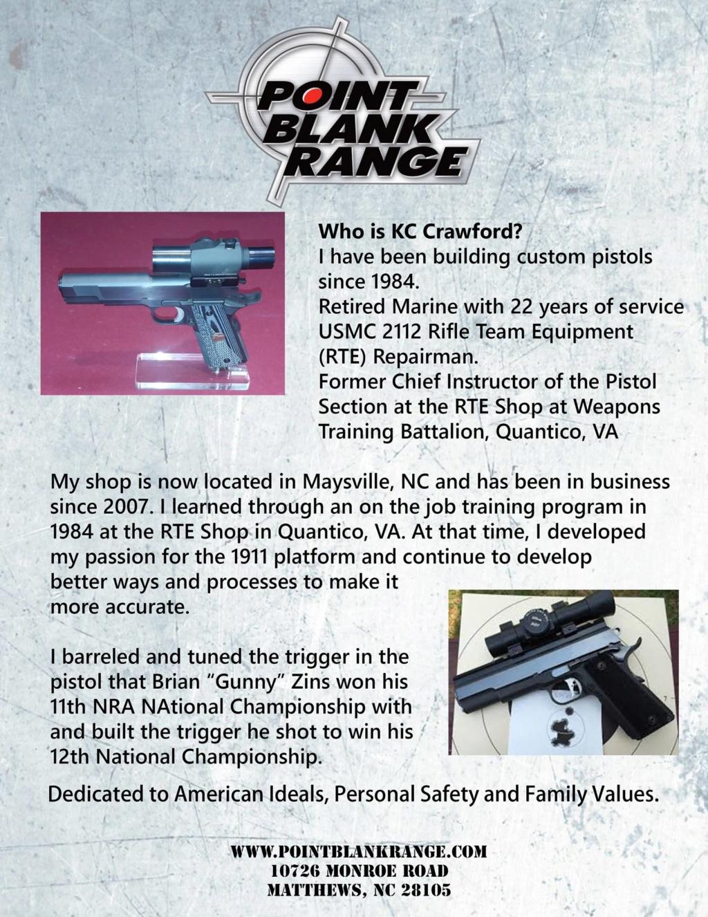KC Crawford 1911 trigger build class-June 14, 2019 A98ac310