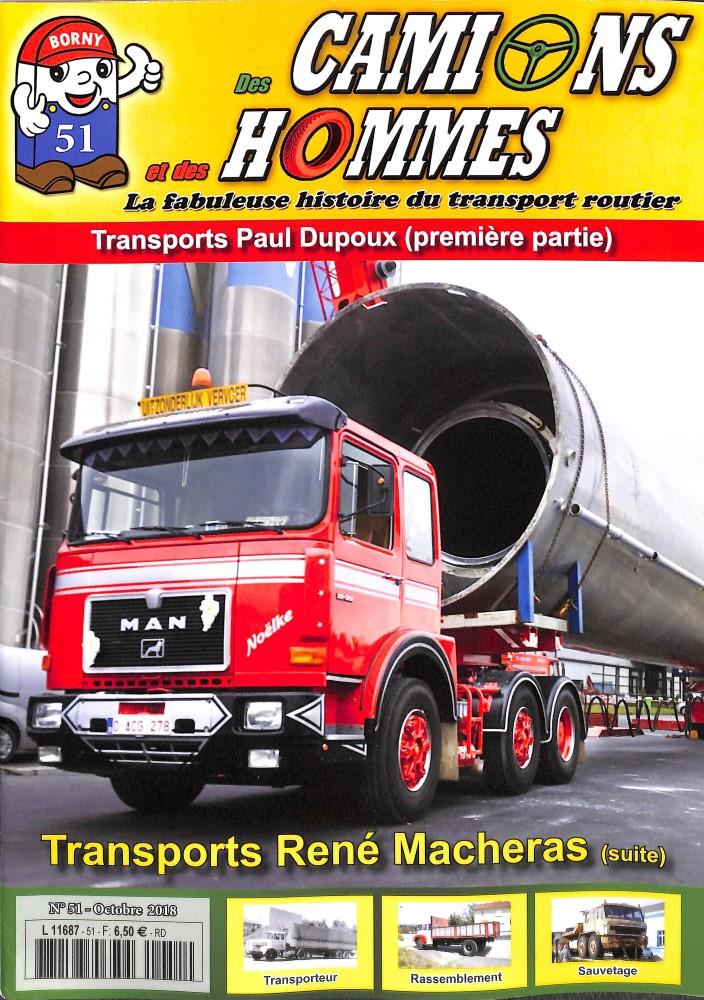 Le n° 51 des Camions et des Hommes Des_ca10