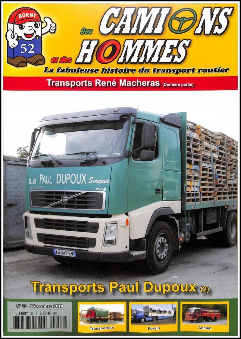 le numéro 52 du magazine des Camions et des Hommes Revue_12