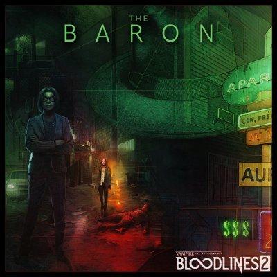 Vampire : The Masquerade - Bloodlines 2 Baron10