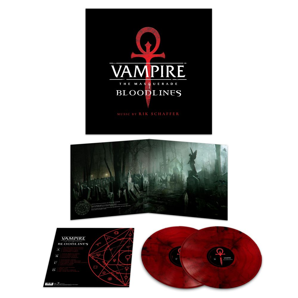 Vampire : The Masquerade - Bloodlines 2 Bloodl11