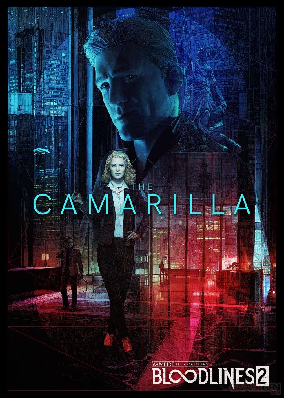 Vampire : The Masquerade - Bloodlines 2 Camari10