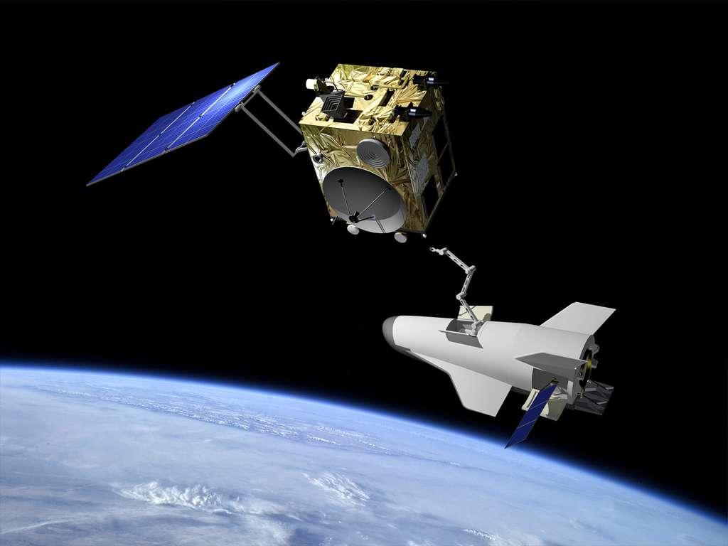[Chine] Capsule récupérable de nouvelle génération Space-10