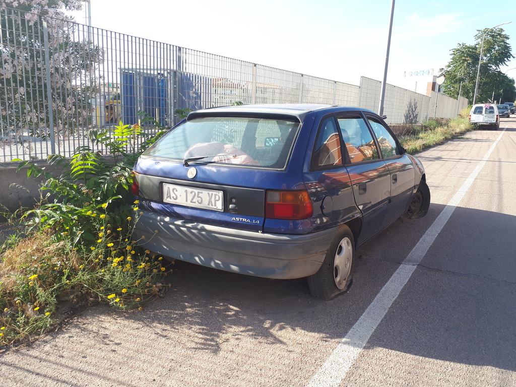 Auto Abbandonate - Pagina 3 20180613