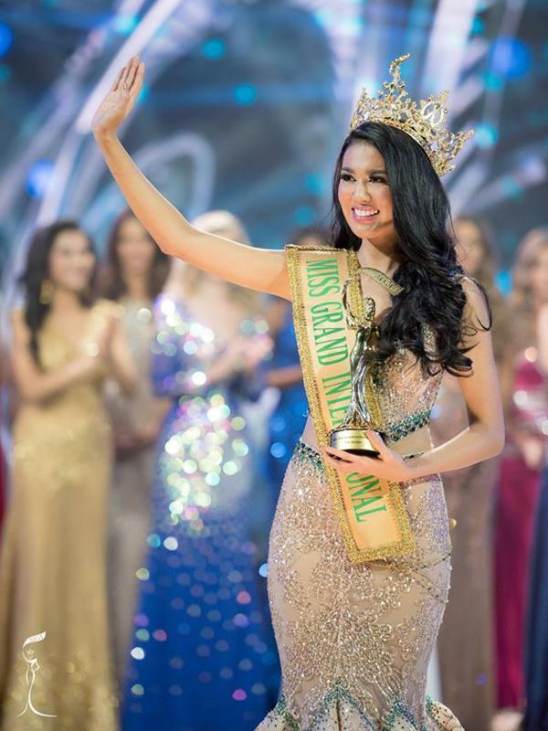 ariska putri, miss grand international 2016. 02718510