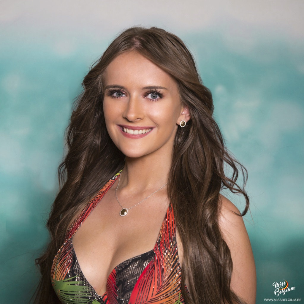 candidatas a miss world belgium 2019. final: 12 january. - Página 2 09-mar10