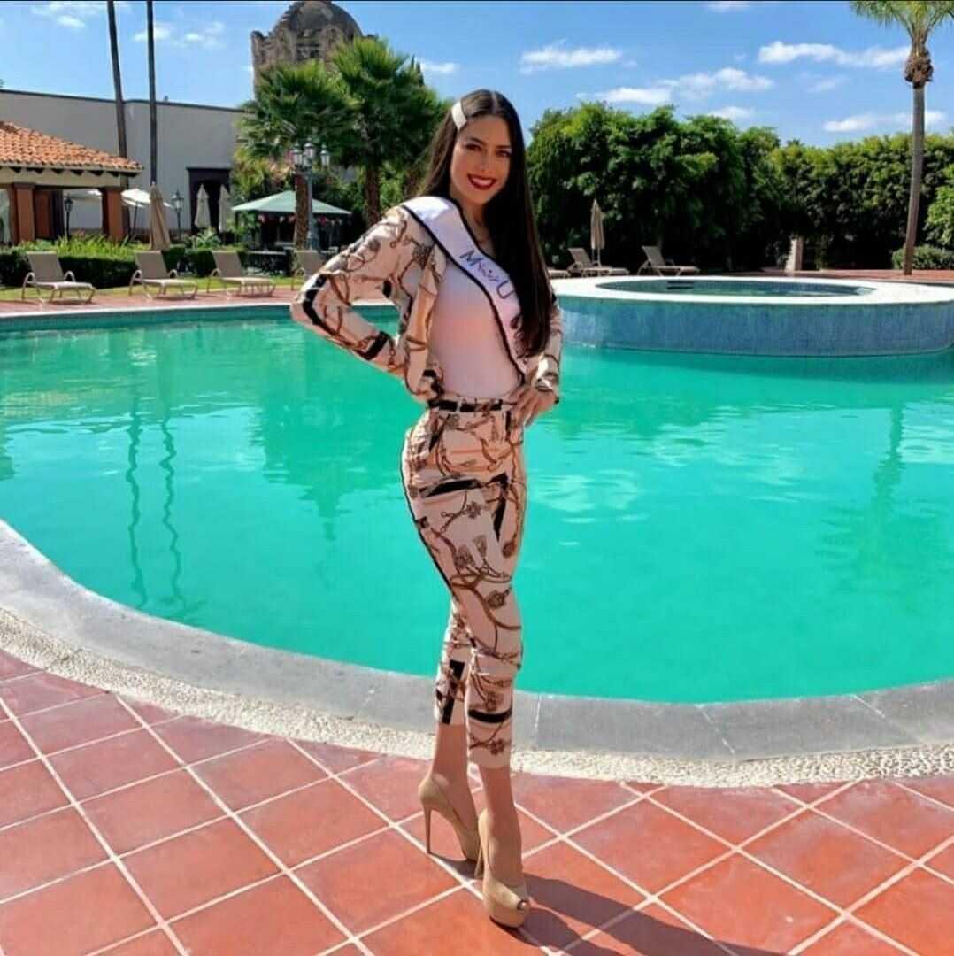 ana lucila linaje, mexicana universal coahuila 2020. - Página 3 0aeb7c10