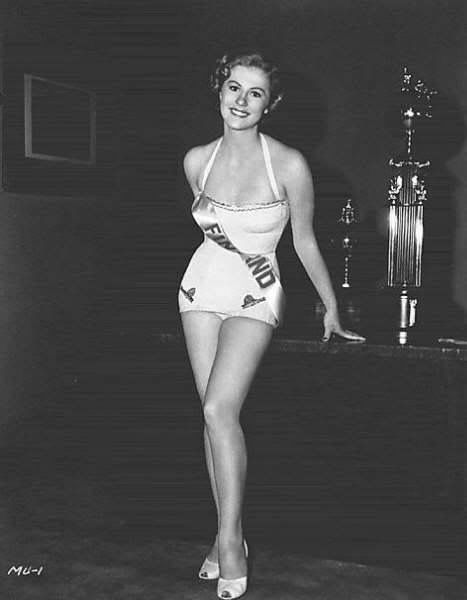 armi kuusela, miss universe 1952. primera mu. 0e2cac10
