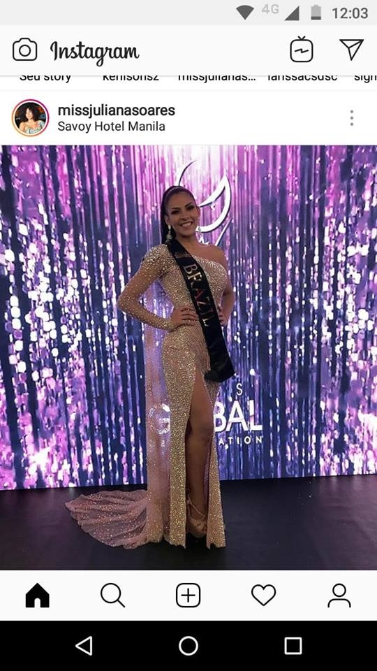 juliana soares, miss brasil global 2019. - Página 3 0e329b10