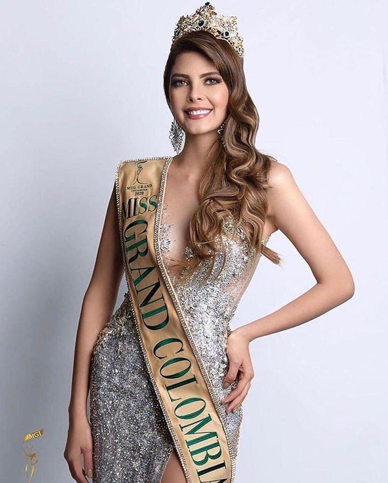natalia manriquez, miss grand colombia 2020. 10081610