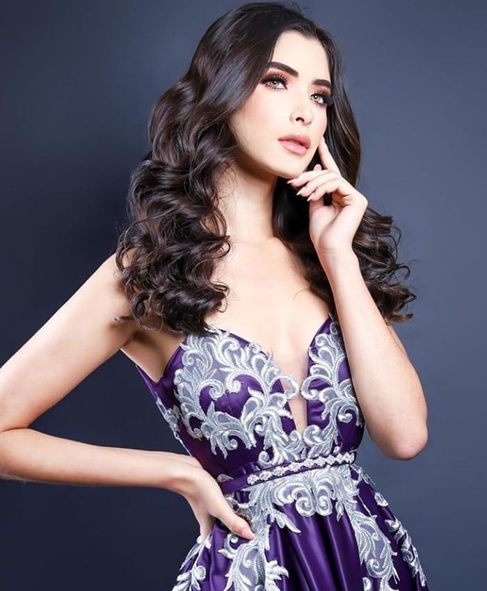 angela leon yuriar, miss grand mexico 2020. - Página 4 10089810