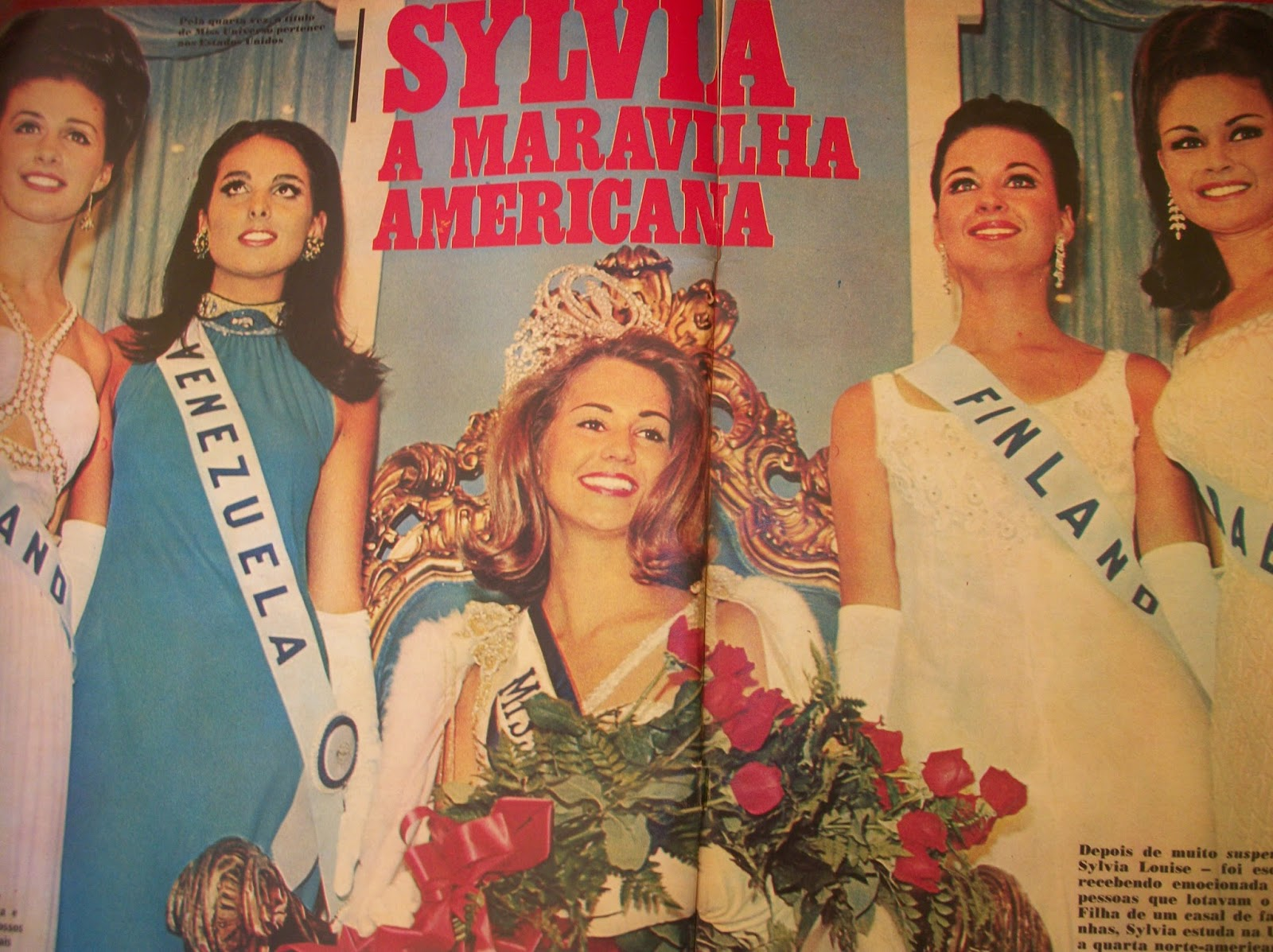 sylvia hitchcock, miss universe 1967. † 100_0211