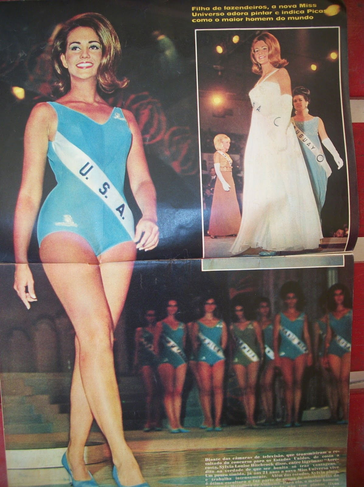 sylvia hitchcock, miss universe 1967. † 100_0212