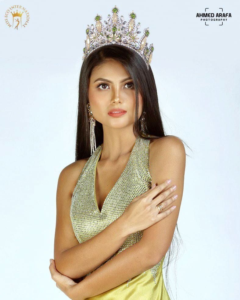 amy tinie aziz, miss eco international 2019 (suplente).  10113910