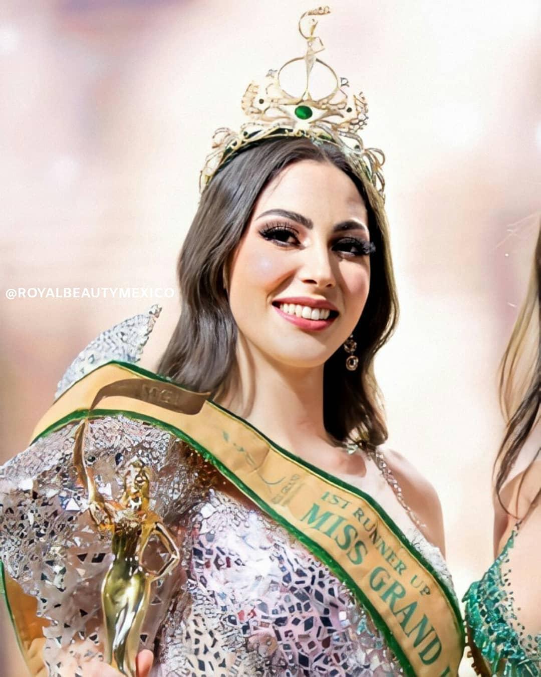 maria malo, 1st runner-up de miss grand international 2019. - Página 18 10137710