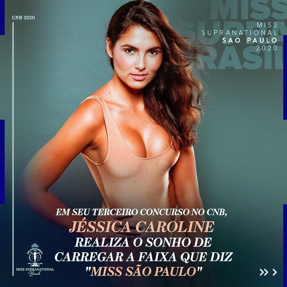 jessica caroline costa, miss supranational sao paulo 2020/miss grand paraiba 2019/miss vale do paraiba mundo 2018. - Página 5 10169710