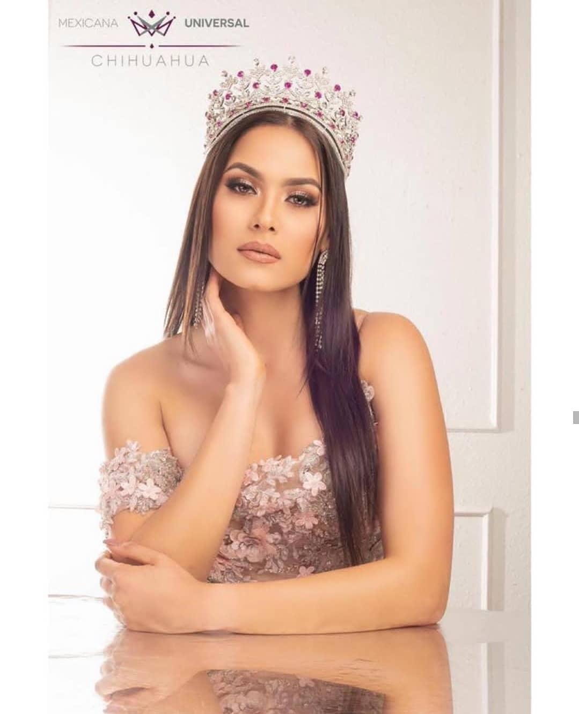 andrea meza, mexicana universal 2020/1st runner-up de miss world 2017. - Página 42 10343310