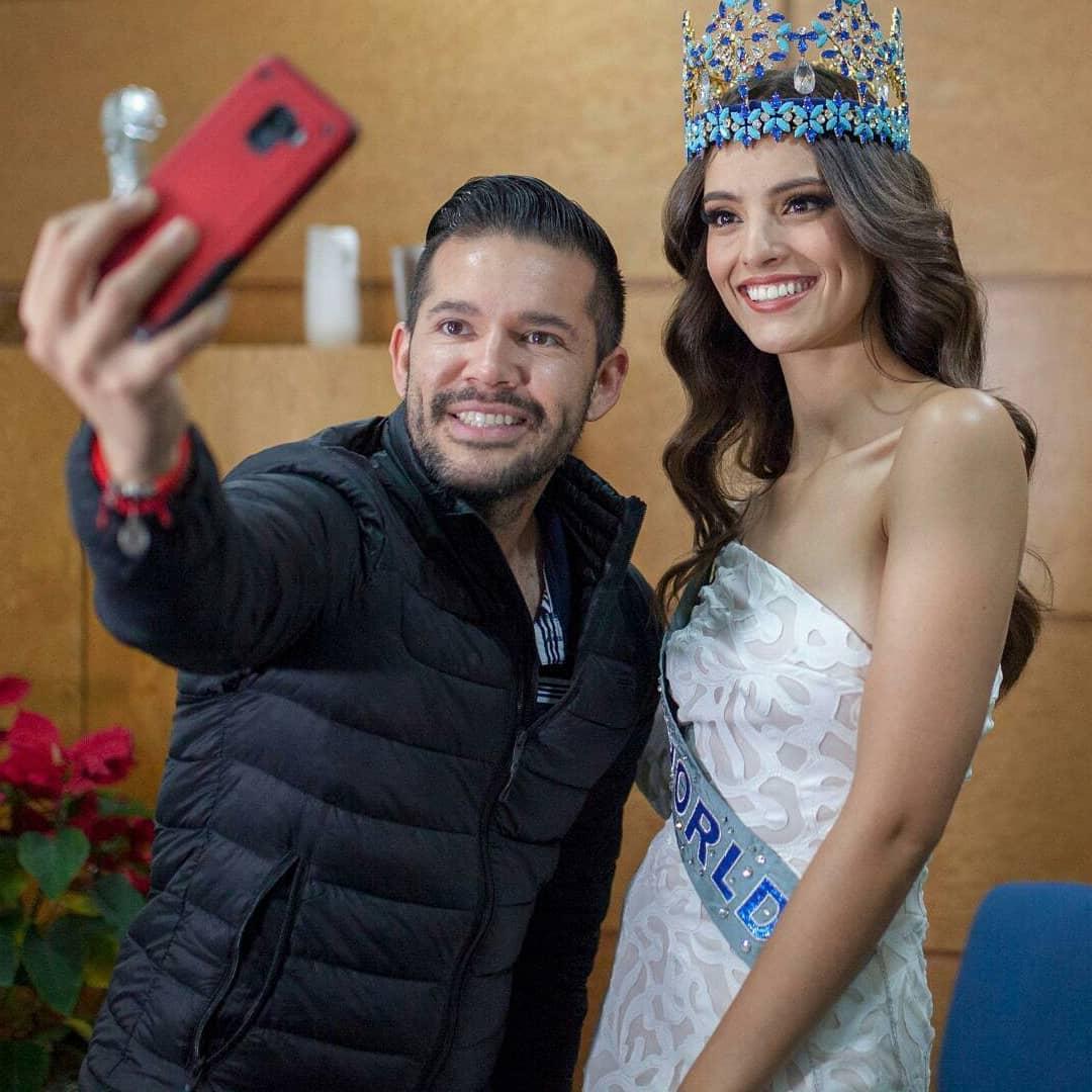 vanessa ponce de leon, miss world 2018. II - Página 13 10343311