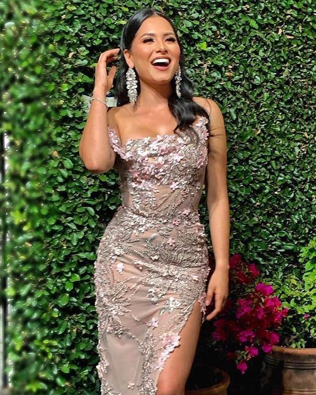 andrea meza, mexicana universal 2020/1st runner-up de miss world 2017. - Página 42 10397810