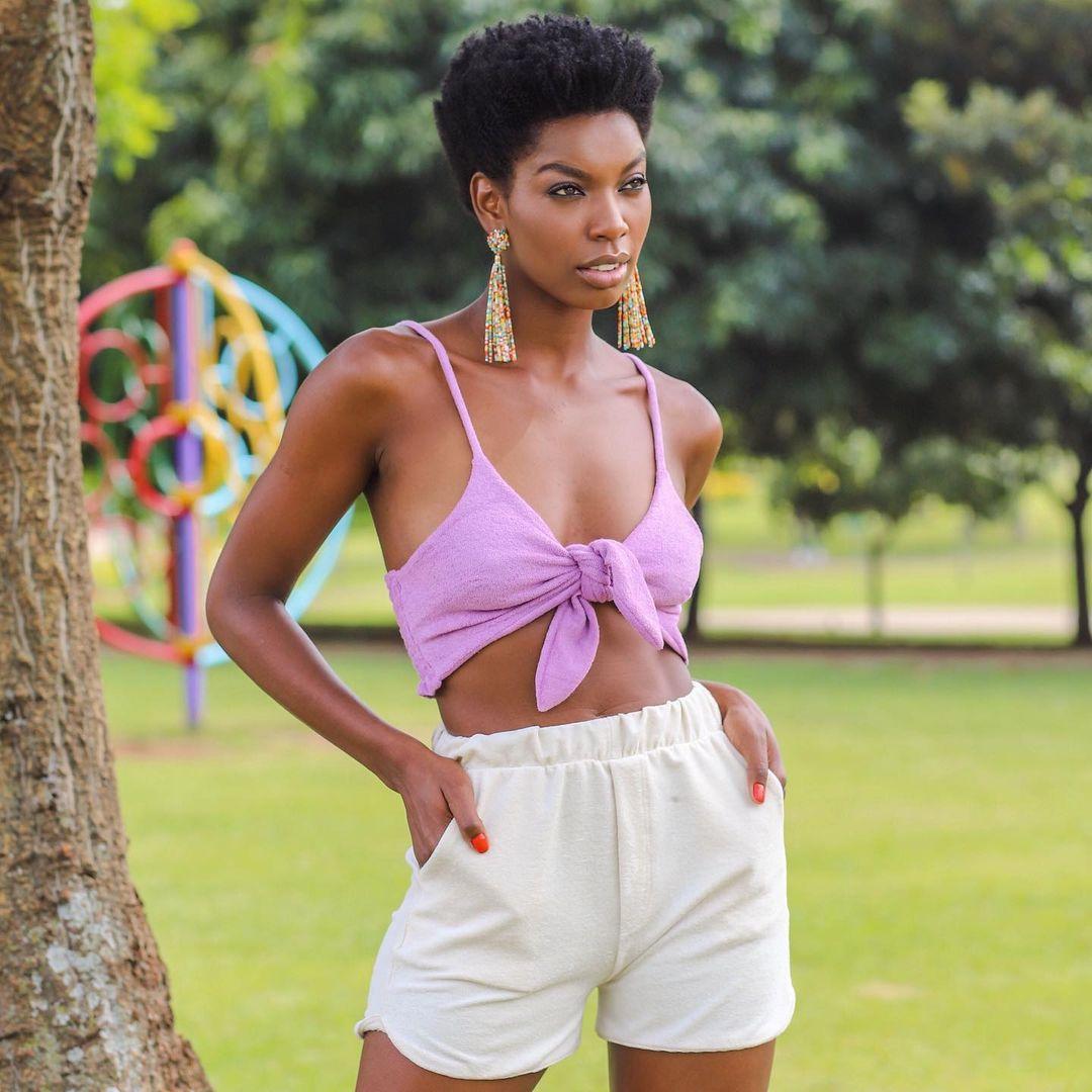 karina azevedo, miss brasil para top model of the world 2021. 10458816