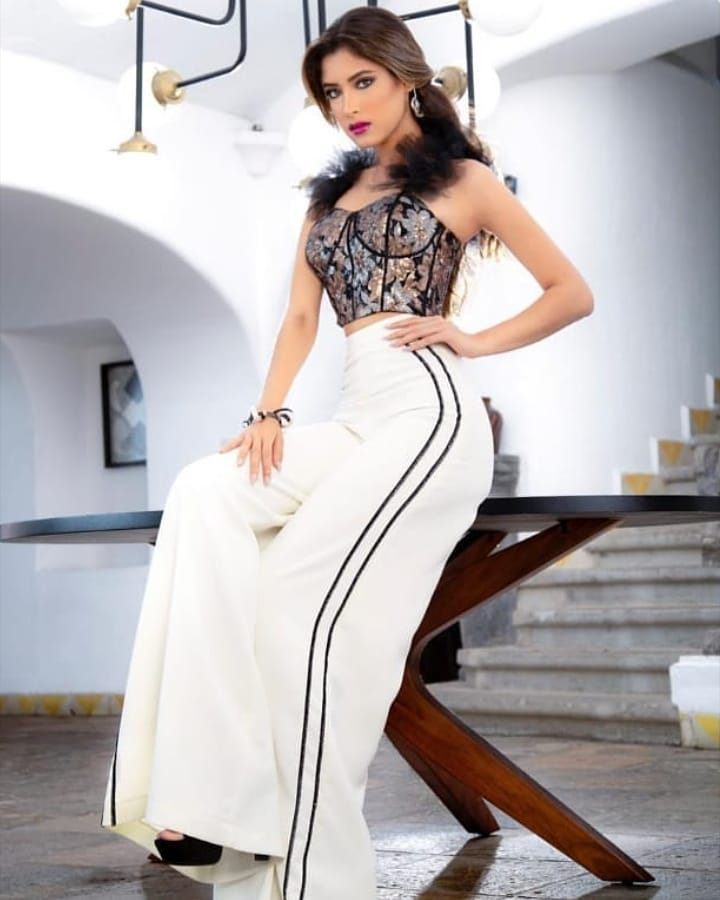 angela leon yuriar, miss grand mexico 2020. - Página 3 10477510