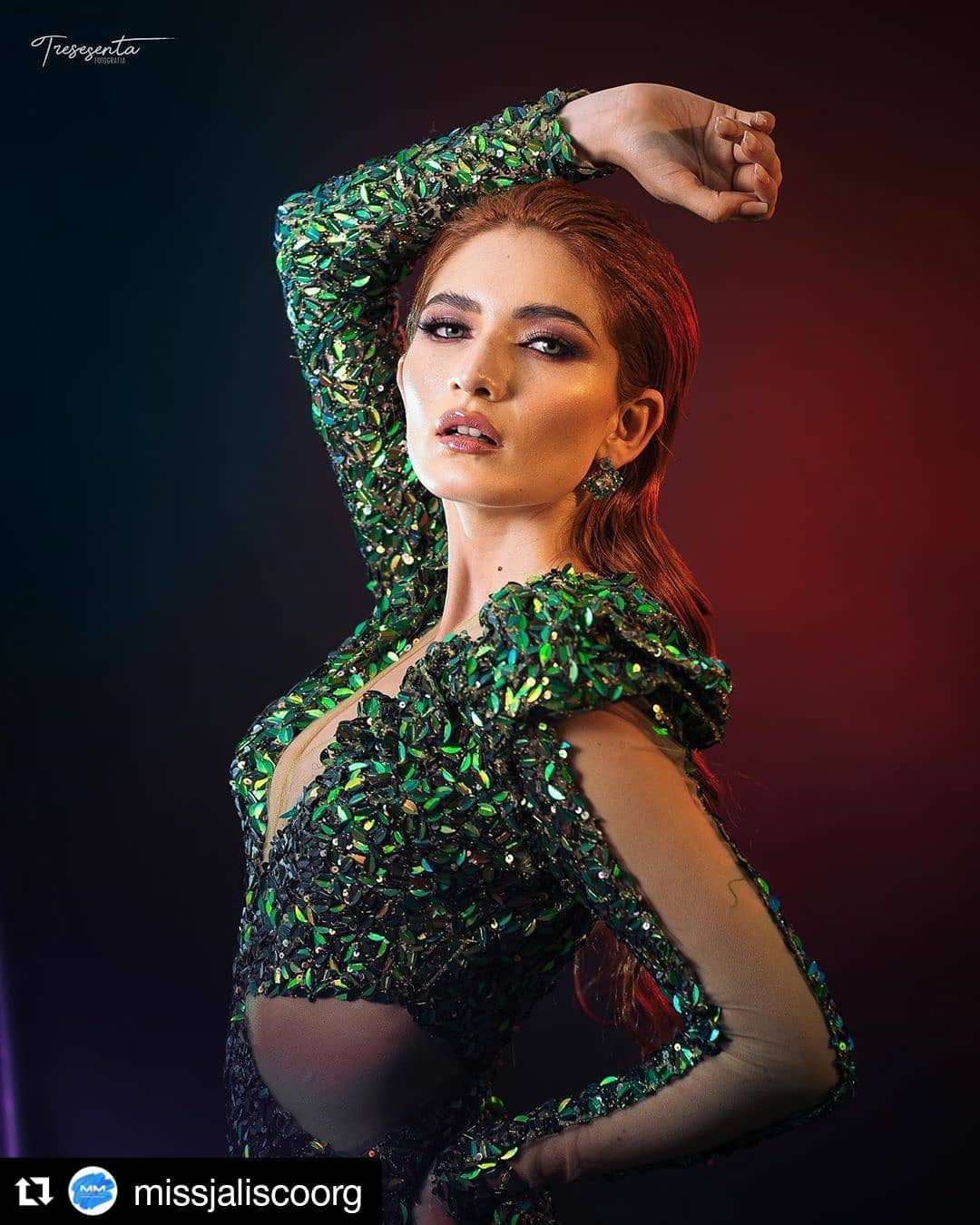 citlaly torres, top 12 de miss grand mexico 2020. 10489410