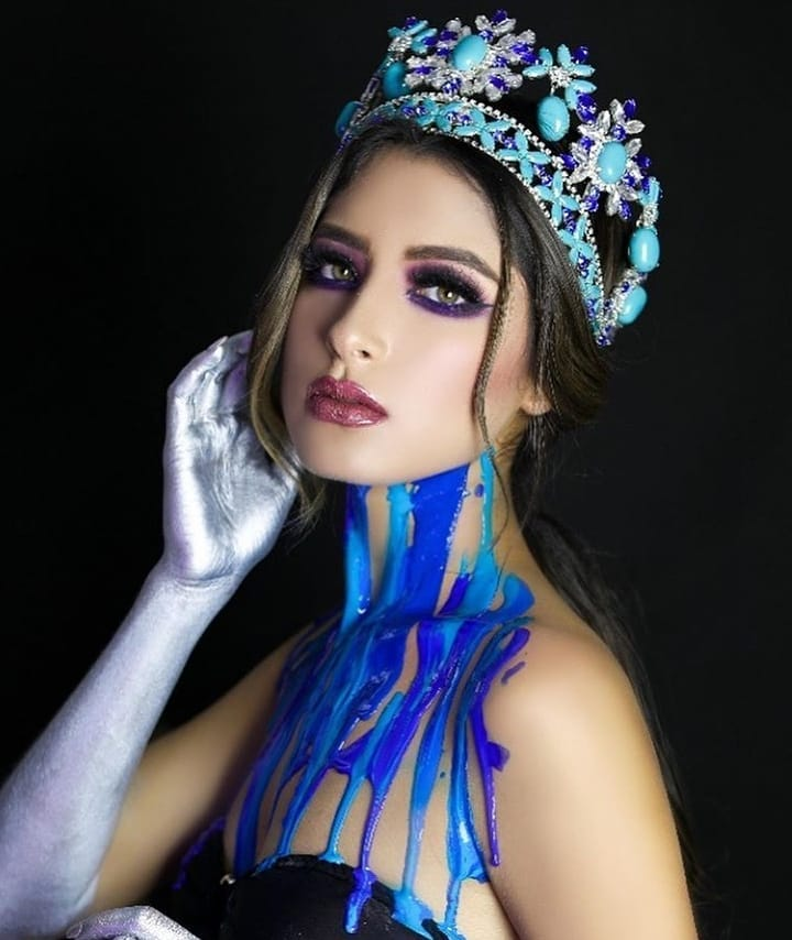 angela leon yuriar, top 21 de miss grand international 2020. - Página 3 10540510