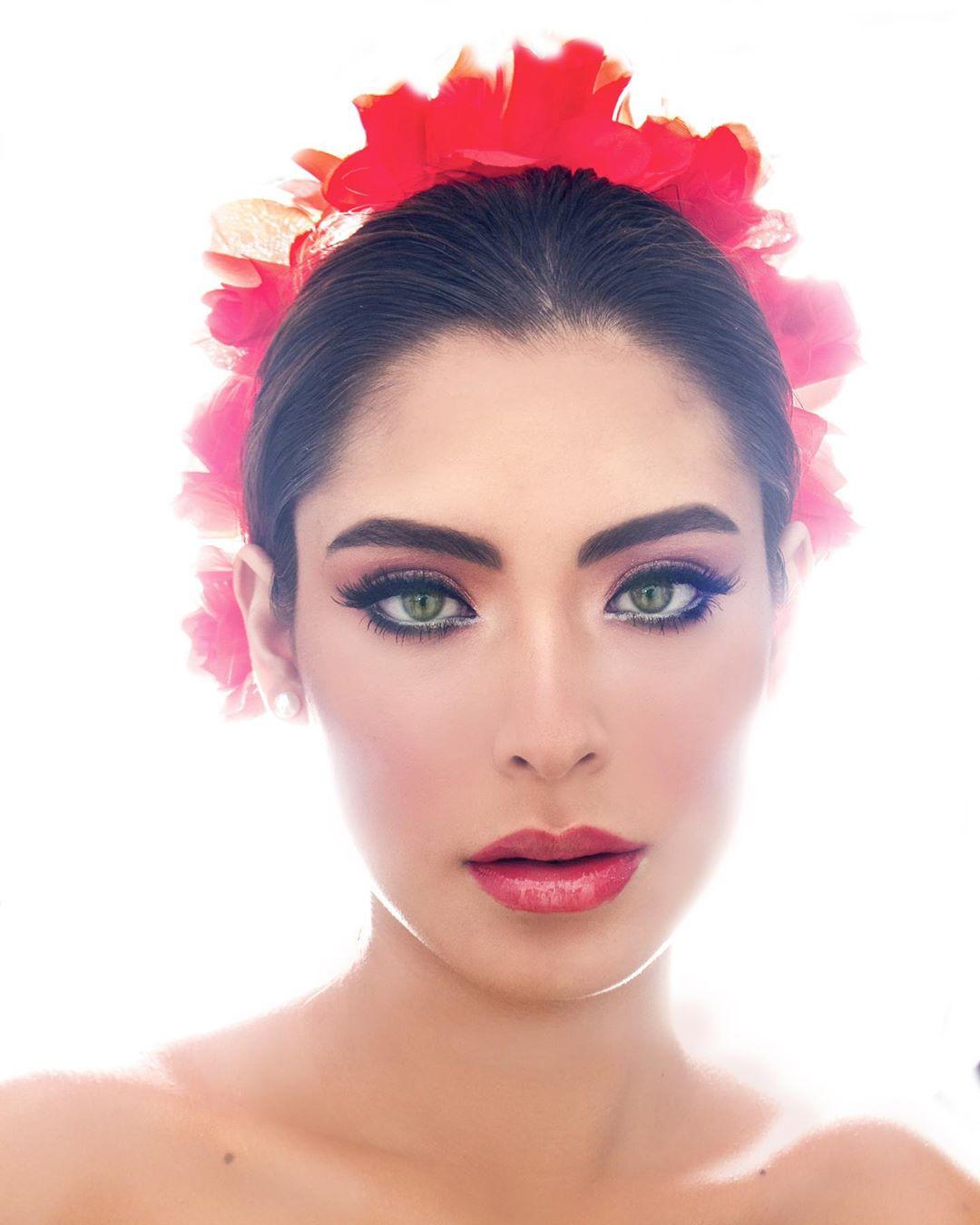 angela leon yuriar, miss grand mexico 2020. - Página 4 10657310