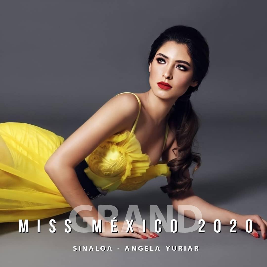 angela leon yuriar, miss grand mexico 2020. - Página 4 10730410