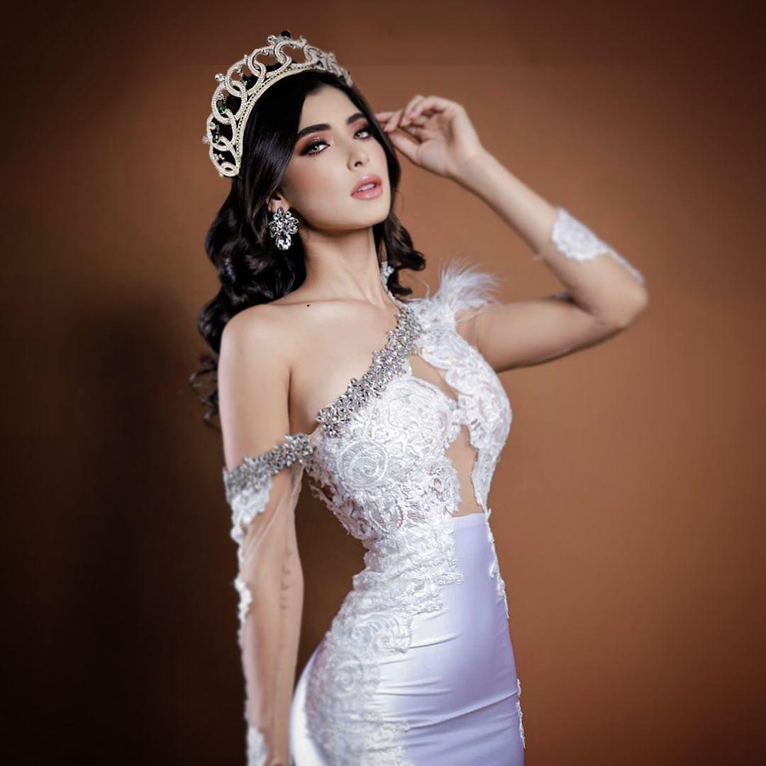 angela leon yuriar, miss grand mexico 2020. - Página 4 10785910