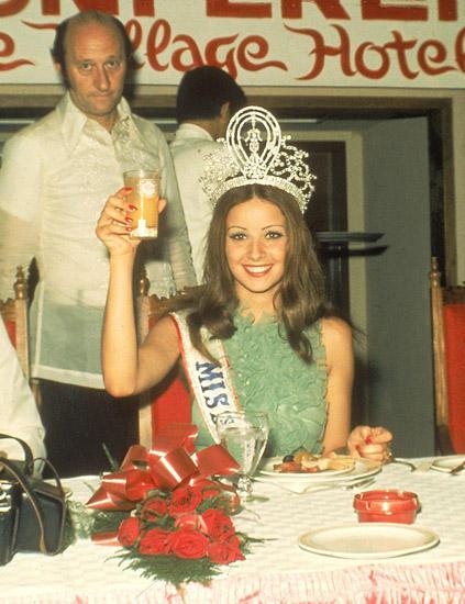 amparo munoz, miss universe 1974. † 10_19710