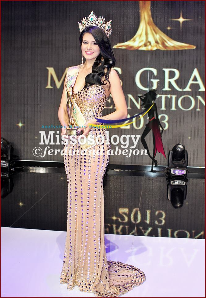 janelee chaparro, miss grand international 2013. 1111