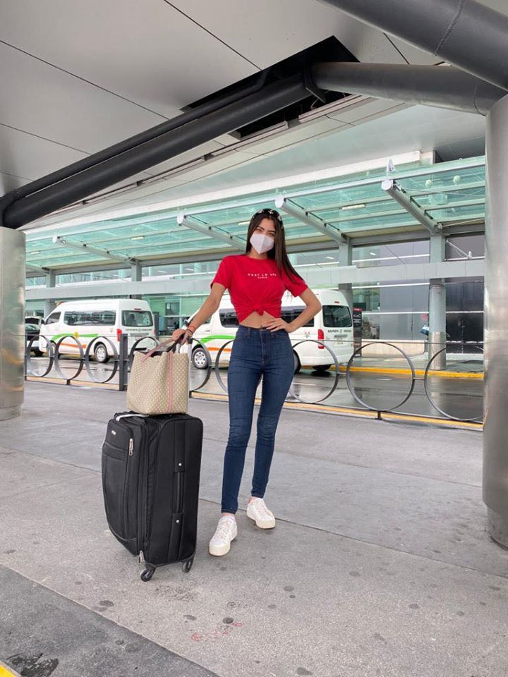 angela leon yuriar, miss grand mexico 2020. - Página 5 11603710