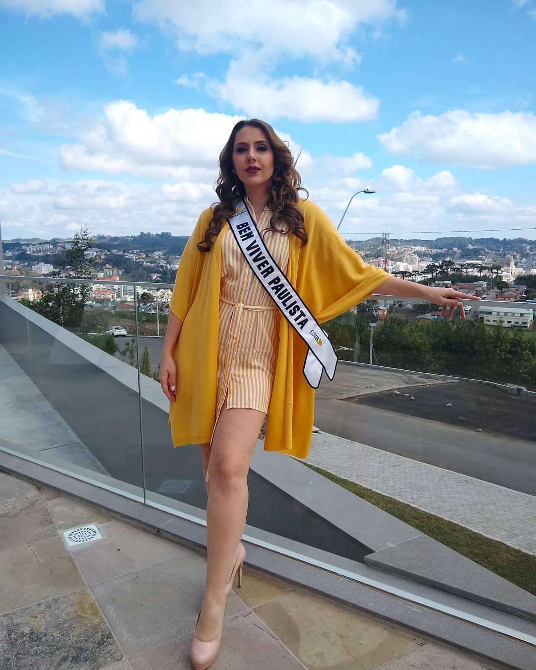 giovanna coltro, miss bem viver paulista mundo 2019. - Página 3 11615340
