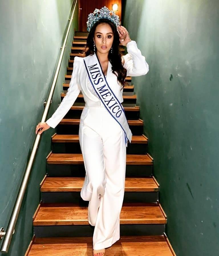 ashley alvidrez, top 12 de miss world 2019. - Página 10 11718310
