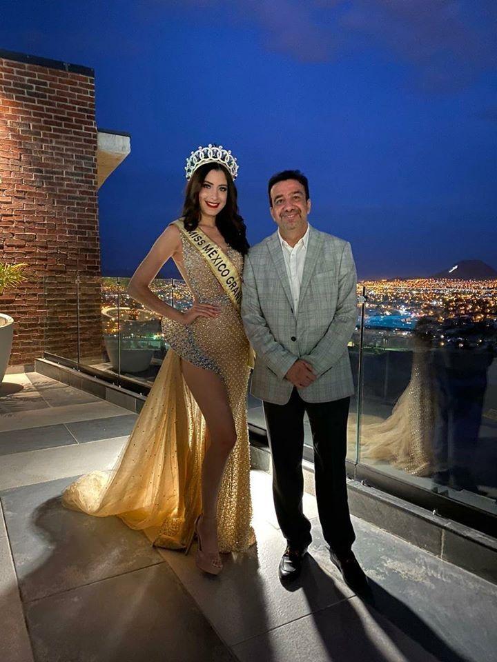 angela leon yuriar, miss grand mexico 2020. - Página 5 11739510