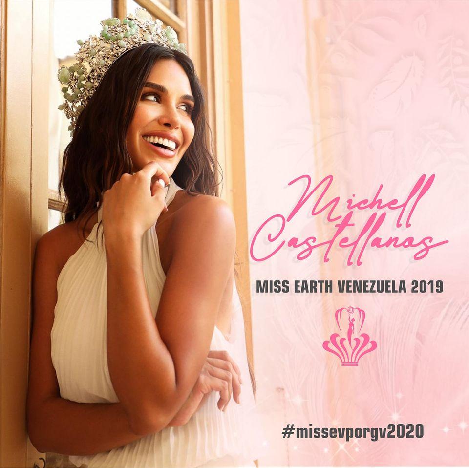 michell castellanos, miss earth venezuela 2019. - Página 10 11800710