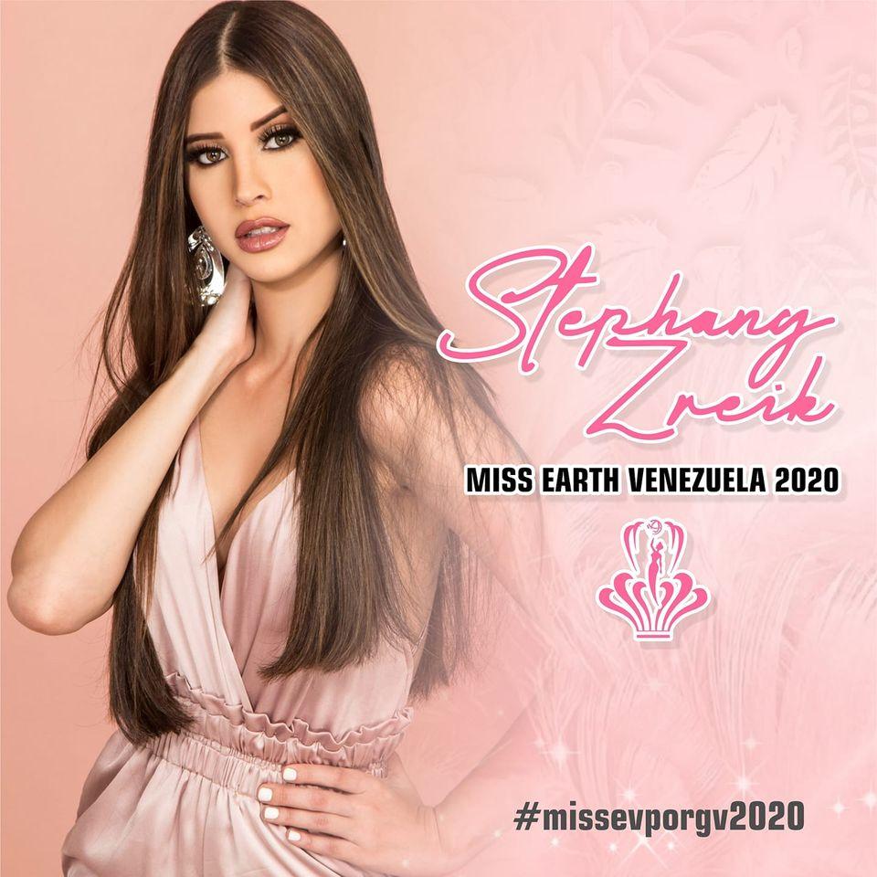 stephany zreik, miss earth-air 2020. - Página 3 11821010