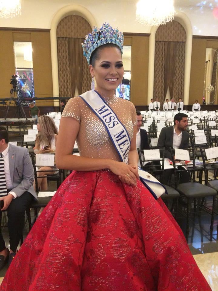 andrea meza, mexicana universal 2020. - Página 2 12-010