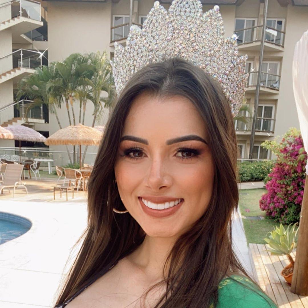 thawany faria, 3rd runner-up de the miss globe 2020. - Página 2 12030310