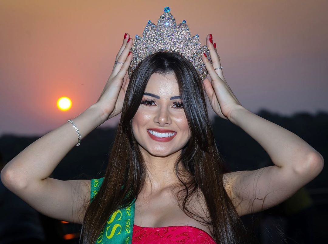 thawany faria, 3rd runner-up de the miss globe 2020. 12091110
