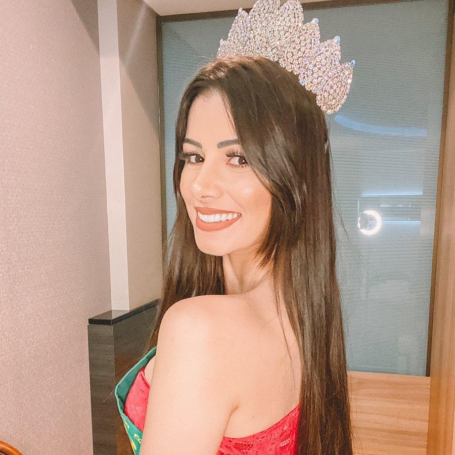 thawany faria, 3rd runner-up de the miss globe 2020. 12094810