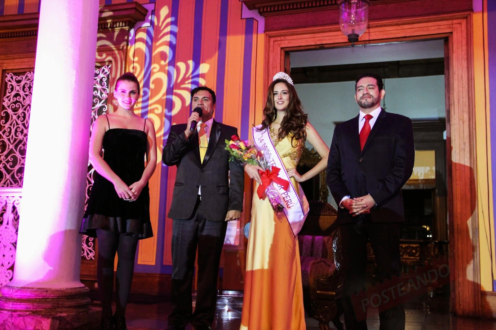 solange hermoza, finalista de miss teenager 2014, miss la liberta peru 2020. 1210