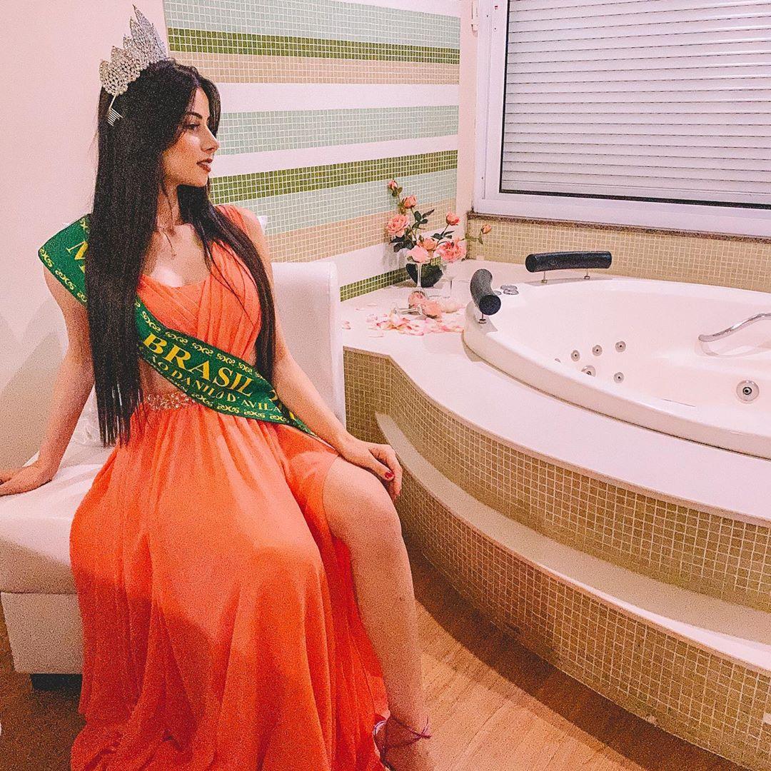 thawany faria, 3rd runner-up de the miss globe 2020. 12172910